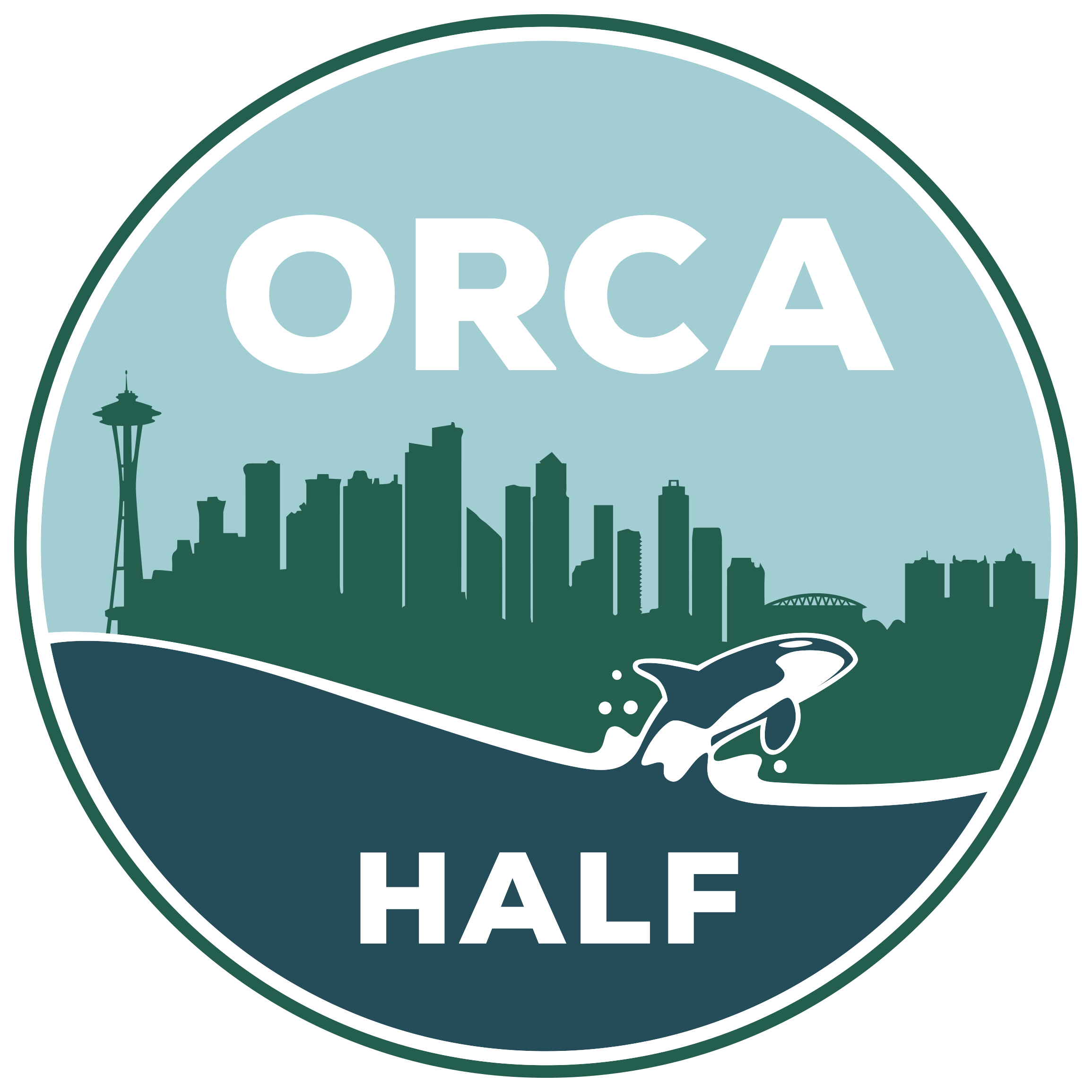 The Orca Half